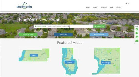 simplified website